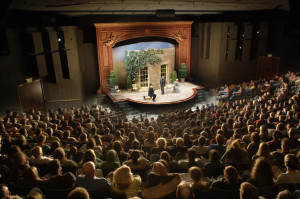 Picture of Angus Bowmer Theater