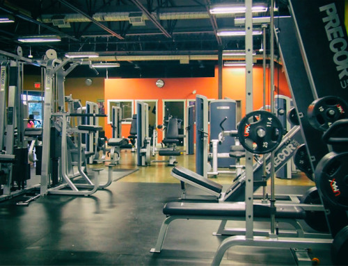 Anytime Fitness Access