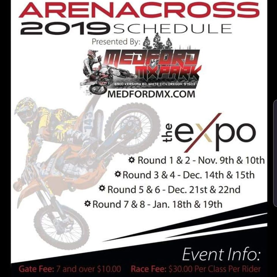 Southern Oregon Motocross and Arenacross